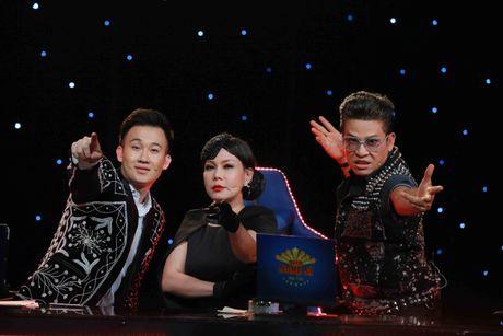 Em gai ruot Hoai Linh ve nuoc ho tong Duong Trieu Vu di lam giam khao - Anh 2