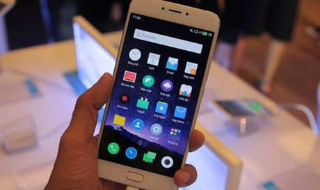 Meizu MX6 voi RAM 4GB toi Viet Nam, gia 6,99 trieu dong - Anh 1