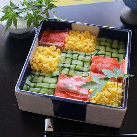 "Thich thu truoc nghe thuat ""lam dep"" cho sushi - Anh 7"