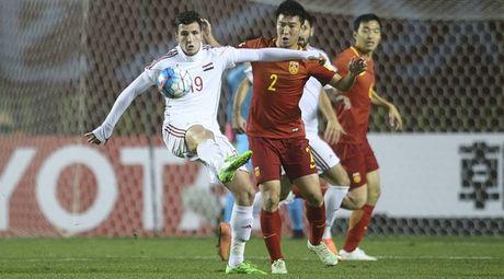Da 3 thua 2, HLV Trung Quoc van ao tuong ve World Cup 2018 - Anh 1