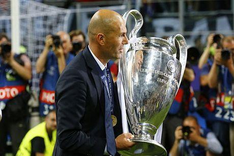 Zidane doi dien kha nang bi Real Madrid sa thai - Anh 2