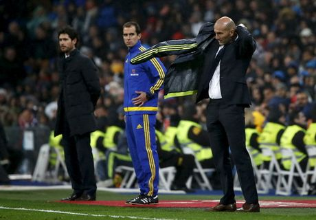 Zidane doi dien kha nang bi Real Madrid sa thai - Anh 5