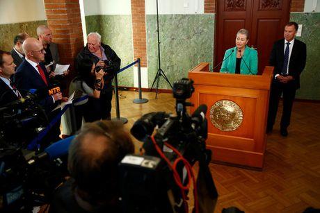 Nobel Hoa binh thuoc ve tong thong Colombia - Anh 1