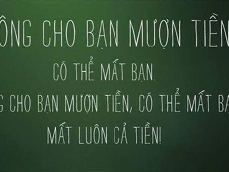 Khong the lam trai luat - Anh 1