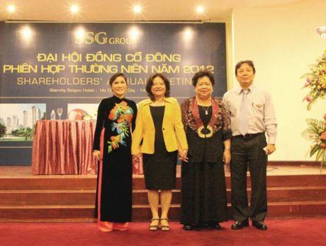 Ba Hua Thi Phan rut khoi Hoi dong quan tri SSG Group - Anh 1