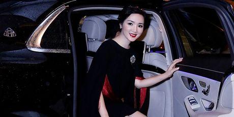 Hoa hau Giang My do sac cung Dang Thu Thao - Anh 2