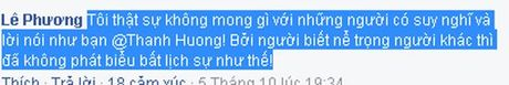 Tiet lo ly do Le Phuong lan dau tien chu dong khoe ro mat ban trai kem tuoi - Anh 2