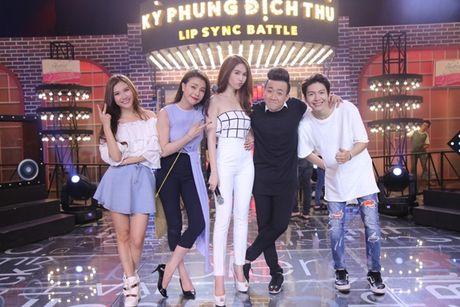 Kelvin Khanh che Tran Thanh 'de' vi om ap Ngoc Trinh - Anh 11