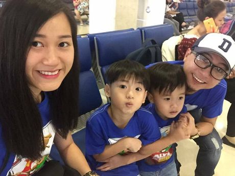 Bat mi co gai khien Nha Phuong 'ghen' vi suot ngay 'ke ke' Truong Giang - Anh 7