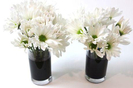 Bi quyet nhuom mau cho hoa cuc trang cuc nhanh - Anh 6