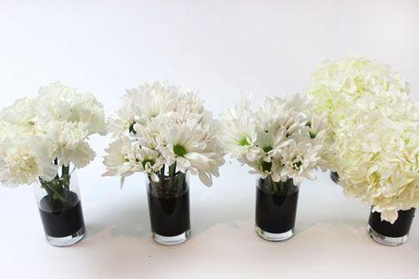 Bi quyet nhuom mau cho hoa cuc trang cuc nhanh - Anh 7