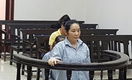 Nu bi cao tam than lua dao xin viec chiem doat hang ty dong - Anh 1