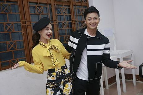 Ngo Kien Huy: Tran Thanh tung 'de dau, bop co' toi vi Hari Won - Anh 1