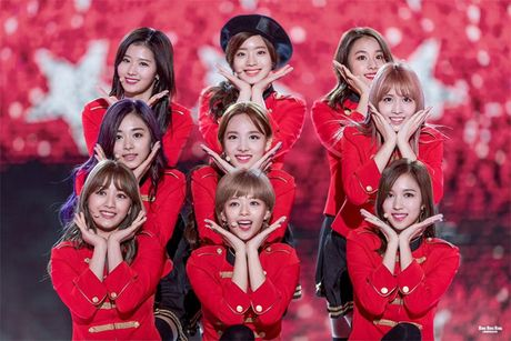 'Hien tuong Kpop 2016': Twice chot ngay comeback 24/10 - Anh 1