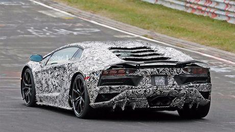 "Lo dien phien ban nang cap cua ""sieu bo"" Lamborghini Aventador - Anh 4"
