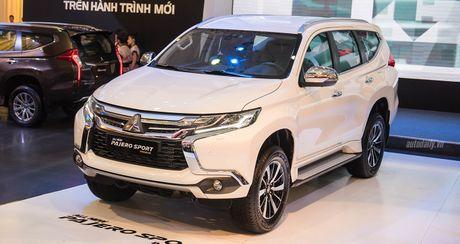Mitsubishi va buoc chuyen minh manh me tai Trien lam Oto Viet Nam 2016 - Anh 2