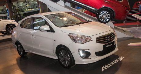 Mitsubishi va buoc chuyen minh manh me tai Trien lam Oto Viet Nam 2016 - Anh 6