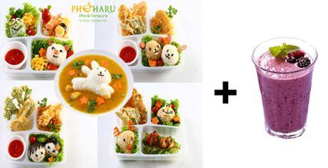 Sieu khuyen mai chao don thang 10 cung Pho Haru - Anh 3