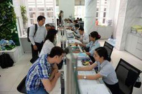 TP Ho Chi Minh day manh trao doi van ban dien tu - Anh 1