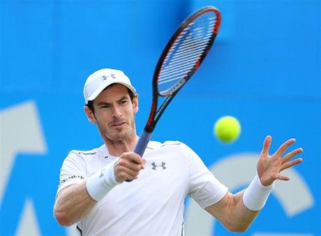 Murray - Edmund: Hu via o set 1 (TK China Open) - Anh 1