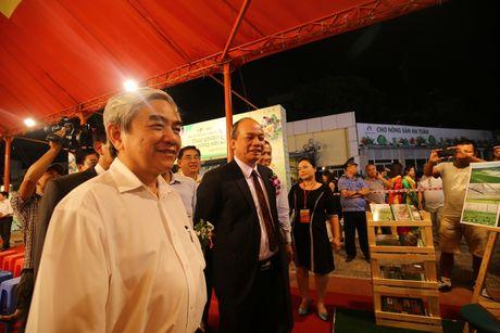 Ha Noi: Khai mac Hoi cho hang Viet Nam chat luong cao Thuc pham - Nong san sach 2016 - Anh 4