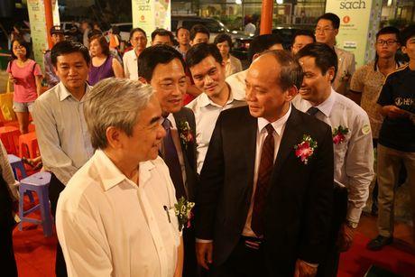 Ha Noi: Khai mac Hoi cho hang Viet Nam chat luong cao Thuc pham - Nong san sach 2016 - Anh 5