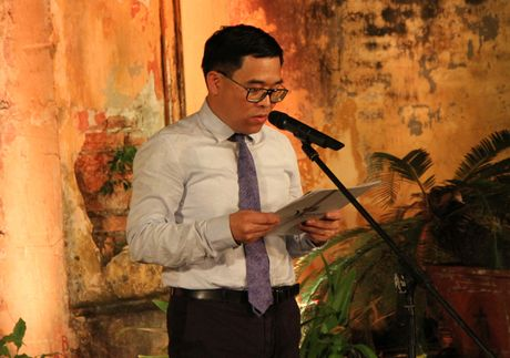 Ngoc Han gay chu y voi BST moi tai Festival Ao dai Ha Noi 2016 - Anh 5