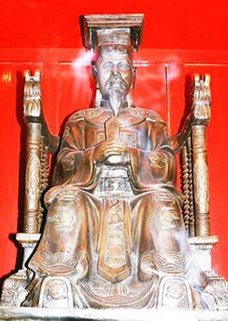 Vua Le Thanh Tong gap sieu trom va bai hoc ve su liem chinh - Anh 3