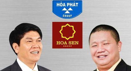 Ong chu Ton Hoa Sen va thep Hoa Phat mat hang tram ty vi My dieu tra thep Viet Nam - Anh 1