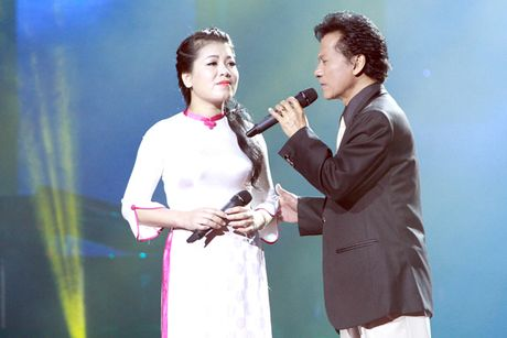 'Nu hoang nhac do' Anh Tho tai hop voi 'ong hoang nhac sen' Che Linh - Anh 3