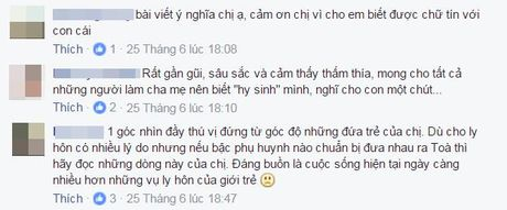 Chia se gay sot ve ly hon cua nu bac sy ung buou - Anh 2