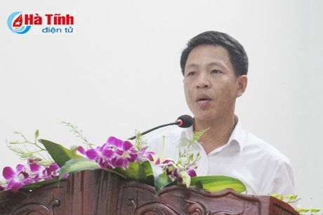 Bao Ha Tinh gap mat CTV-TTV va phat dong thi viet ve nong thon moi - Anh 4