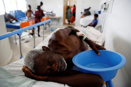 Chum anh: Haiti te liet, 339 nguoi chet vi sieu bao Matthew - Anh 5