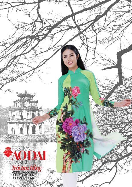 Festival Áo dài Hà Nội năm 2016 -Tinh hoa áo dài Việt Nam