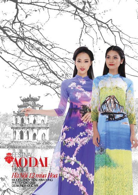 Festival Ao dai Ha Noi nam 2016 -Tinh hoa ao dai Viet Nam - Anh 2