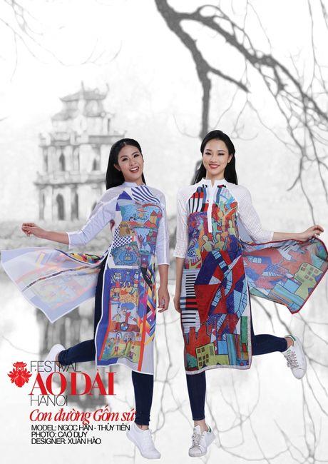 Festival Ao dai Ha Noi nam 2016 -Tinh hoa ao dai Viet Nam - Anh 3