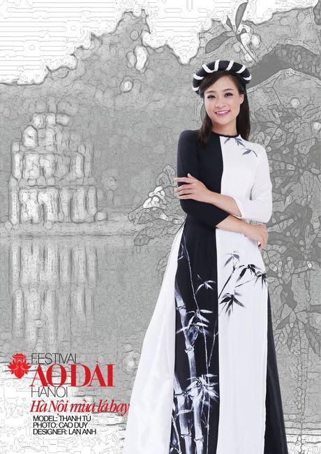 Festival Ao dai Ha Noi nam 2016 -Tinh hoa ao dai Viet Nam - Anh 5