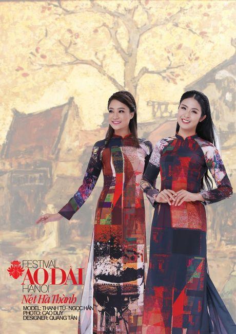 Festival Ao dai Ha Noi nam 2016 -Tinh hoa ao dai Viet Nam - Anh 6