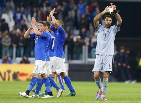 Italy 1-1 Tay Ban Nha: Sai lam ngo ngan cua Buffon - Anh 1