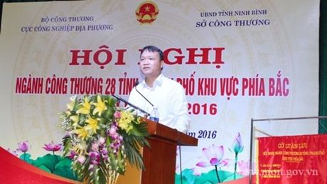Hoi nghi nganh Cong Thuong khu vuc phia Bac lan thu III - Anh 4