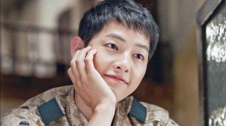 De cu Korea Drama Awards: Choang vang khi Song Hye Kyo va dan sao W, Signal hoan toan vang bong - Anh 10