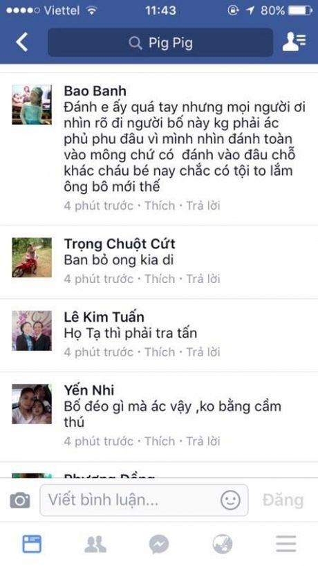 Thai Nguyen: Bo danh con gan chet gay day song cong dong mang - Anh 3