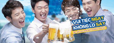 Top 4 can benh do anh huong tu ruou bia - Anh 1