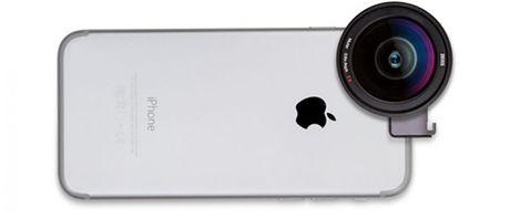 ExoLens gioi thieu 2 dong ong kinh chuyen nghiep cho iPhone 7 - Anh 1