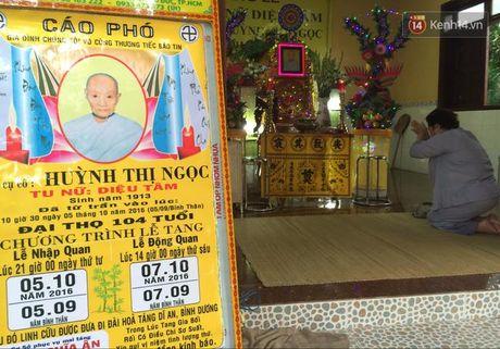 Vu truy sat o chua Buu Quang: Tang ni phat tu nen dau thuong trong le tang su ba Tu Ngoc - Anh 5