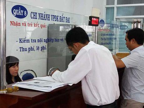 Binh Chanh tre hen gan 5.000 ho so nha, dat - Anh 1