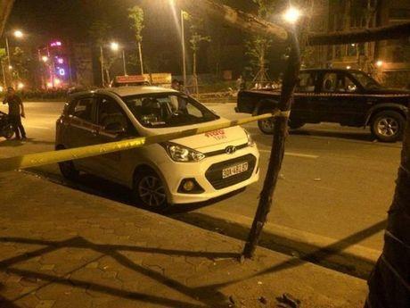 Tan cong tai xe taxi cuop tai san - Anh 1