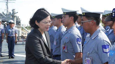 Dai Loan muon hop tac hang hai voi Nhat - Anh 2