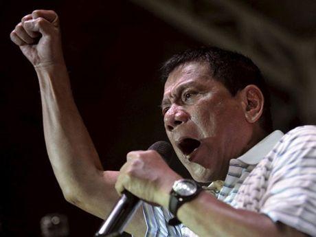 Ong Duterte: Noi de, lam khong de - Anh 1