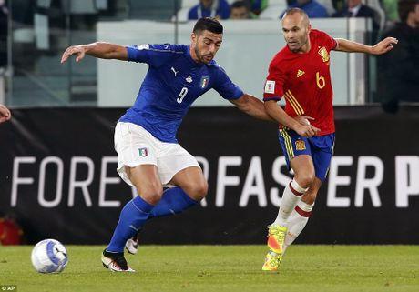 Buffon mac sai lam, Italy may man khong thua Tay Ban Nha - Anh 2